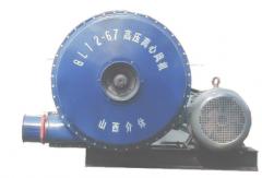 GL-12-6.7双级离心高压风机