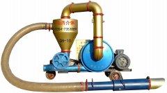气力输送机(吸粮机)流水线